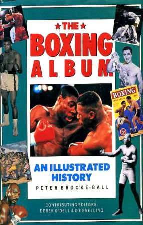 9781873762059: THE BOXING ALBUM: AN ILLUSTRATED HISTORY