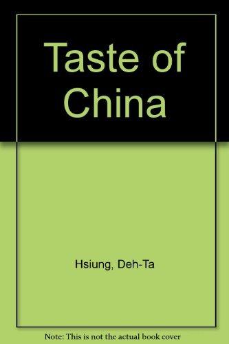 9781873762516: Taste of China