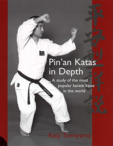 Pin'an Katas in Depth: A Study of the Most Popular Karate Katas in the World (1873764022) by Keiji Tomiyama, Sally Tomiyama