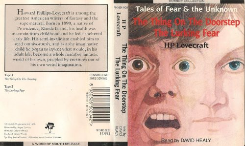 9781873768044: Thing on the Doorstep (Tales of Fear & the Unknown)