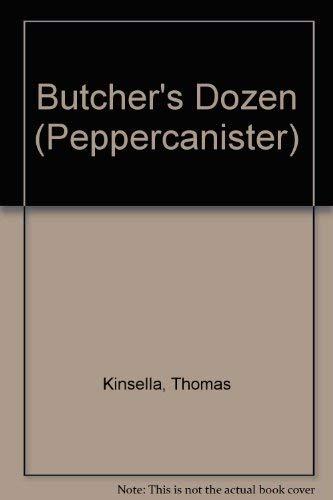 9781873790083: Butcher's Dozen: (Peppercanister)