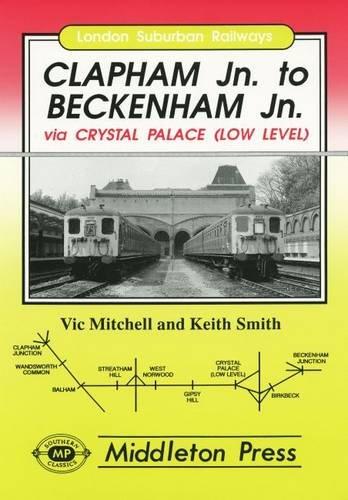 Clapham Junction to Beckenham Junction (London Suburban