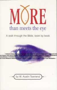 9781873796948: More Than Meets the Eye: A Walk Through the Bible Book by Book