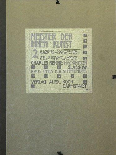 9781873805008: Haus eines Kunstfreundes (Meister der innen Kunst)