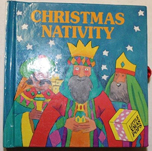 9781873829561: Christmas Nativity (Little Christmas Pops)
