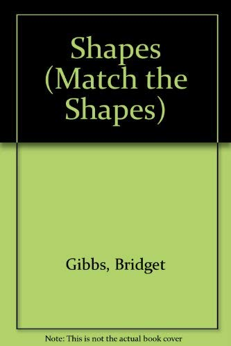 9781873829714: Shapes (Match the Shapes)