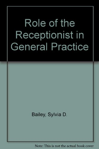9781873839263: Role of the Receptionist in General Practice