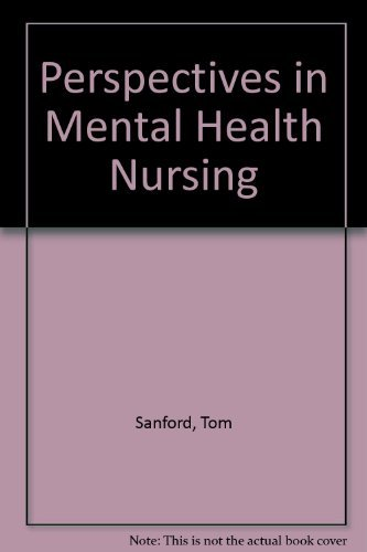 9781873853290: Perspectives in Mental Health Nursing