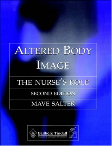 9781873853405: Altered Body Image: The Nurse's Role
