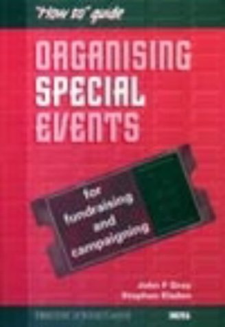 9781873860885: Organising Special Events (