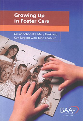 9781873868935: Growing Up in Foster Care