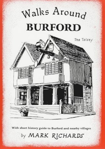 Walks Around Burford (Walkabout) (1873877080) by Richards, Mark