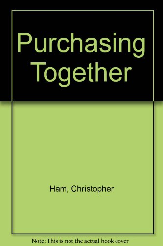 9781873883051: Purchasing Together