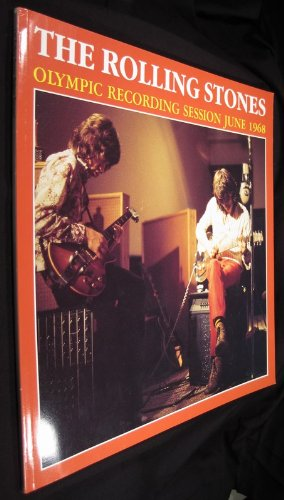 9781873884157: The Rolling Stones Olympic Recording Session, June 1968