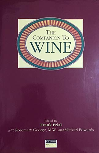 9781873901014: The Companion to Wine