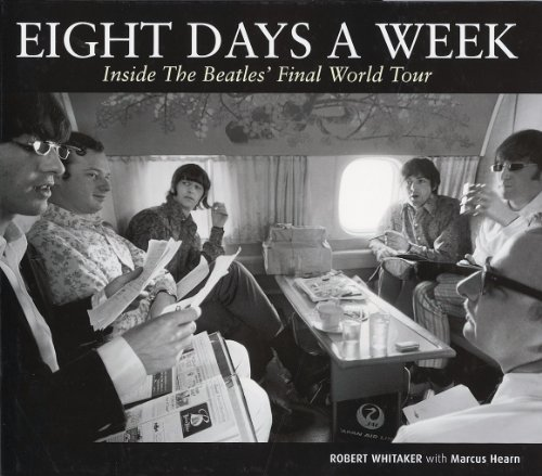 9781873913376: Eight Days A Week: Inside the Beatles' Final World Tour