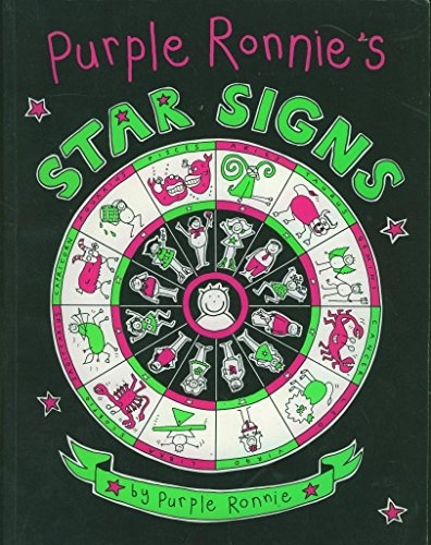 9781873922132: Purple Ronnie's Star Signs