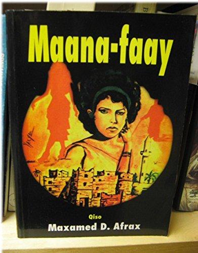 9781873928523: Maana-faay: A Somali Novel (Somali Edition)