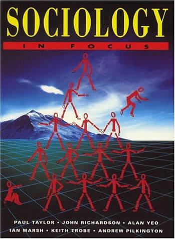 9781873929216: Sociology in Focus