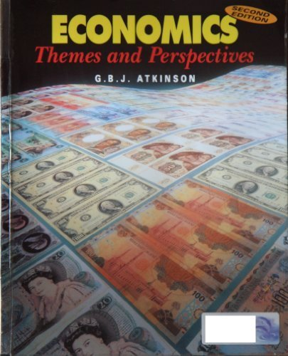 9781873929278: Economics:Themes and Perspectives (2nd Edition)