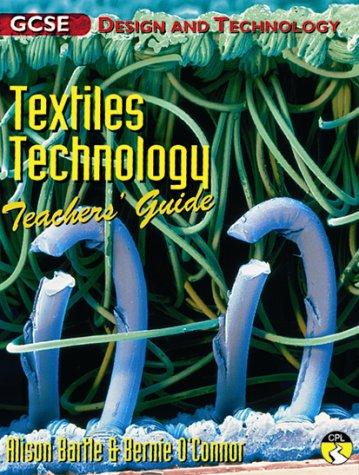 9781873929667: GCSE Design & Technology Textiles Technology Teacher's Guide