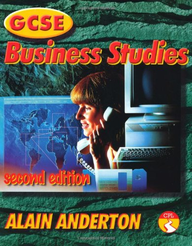 GCSE Business Studies: Anderton, Alain