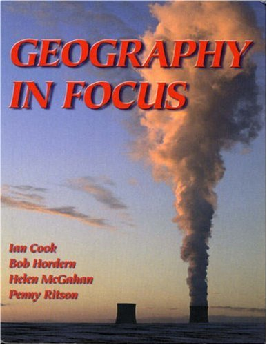 9781873929919: Geography in Focus