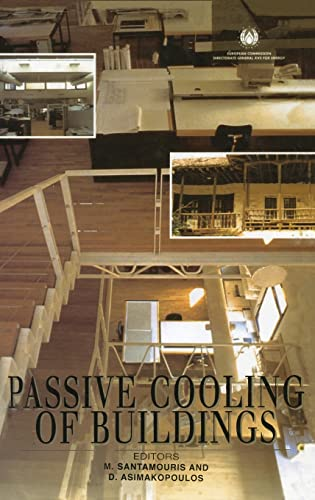 Passive Cooling of Buildings: Asimakopoulos, D. (Author)/ Santamouris, M. (Edited by)