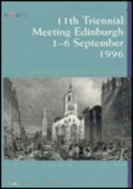 9781873936504: ICOM Committee for Conservation: 11th Triennial Meeting, Edinburgh, Scotland (2 Volume Set)