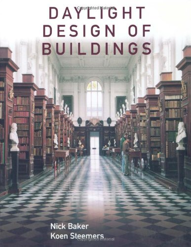 Daylight Design of Buildings: A Handbook for Architects and Engineers (Paperback): Nick Baker, Koen...