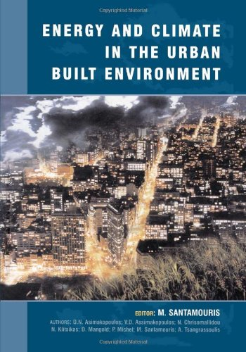 Energy and Climate in the Urban Built Environment (BEST (Buildings Energy and Solar Technology)): M...