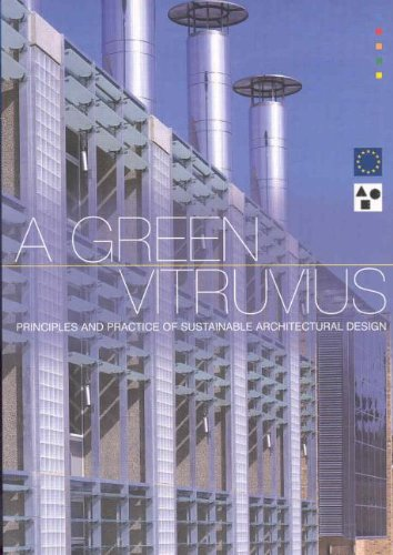 9781873936948: A Green Vitruvius: Principles and Practice of Sustainable Architectural Design