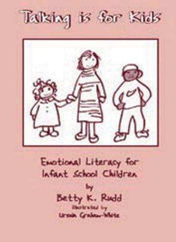 9781873942222: Talking is for Kids: Emotional Literacy for Infant School Children (Lucky Duck Books)