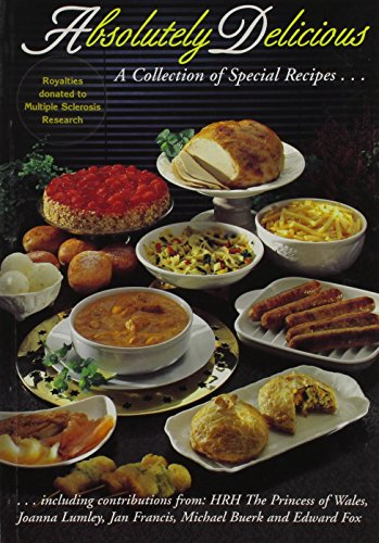 9781873953259: Absolutely Delicious: Collection of Special Recipes