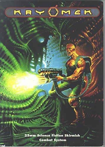 Kryomek: 25 mm science fiction skirmish combat: Pinto, Ricardo