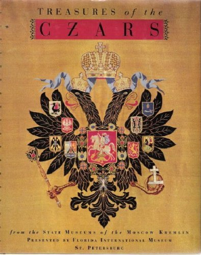 9781873968512: Treasures of the Czars