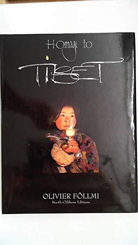 Homage to Tibet: Folimi, Oliver