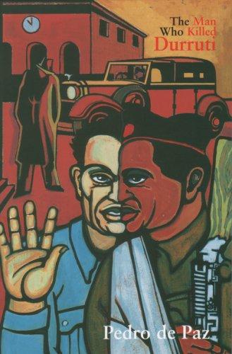 9781873976265: The Man Who Killed Durruti (Read & Noir S)