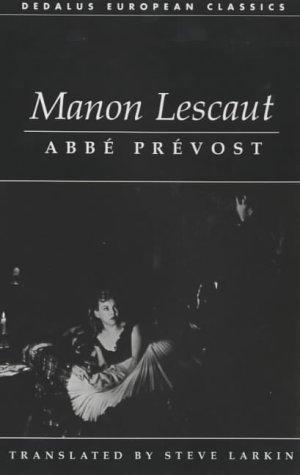 9781873982778: Manon Lescaut (Dedalus European Classics)