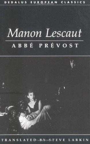 9781873982778: Manon Lescaut