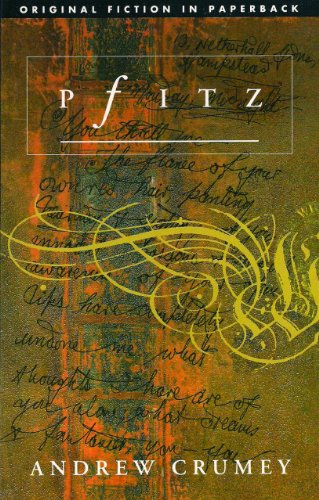 9781873982815: Pfitz (Contemporary English Language Fiction)