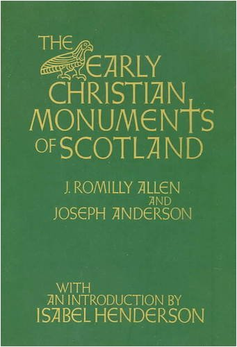 9781874012054: The Early Christian Monuments of Scotland