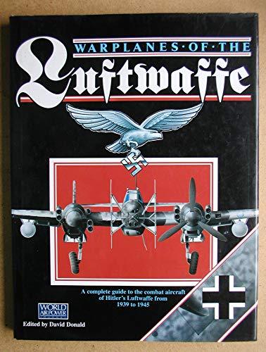 9781874023562: Warplanes of the Luftwaffe 1939-1945