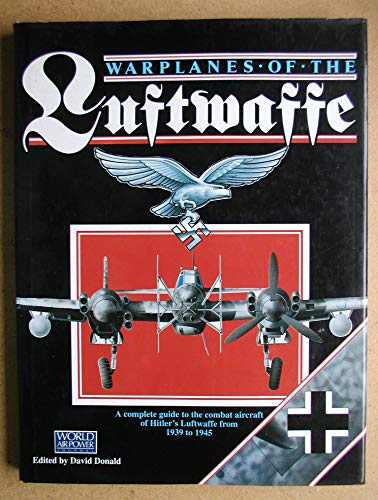 Warplanes of the Luftwaffe: Donald, David, editor
