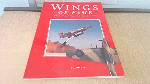 9781874023692: Wings of Fame, The Journal of Classic Combat Aircraft - Vol. 2 (v. 2)