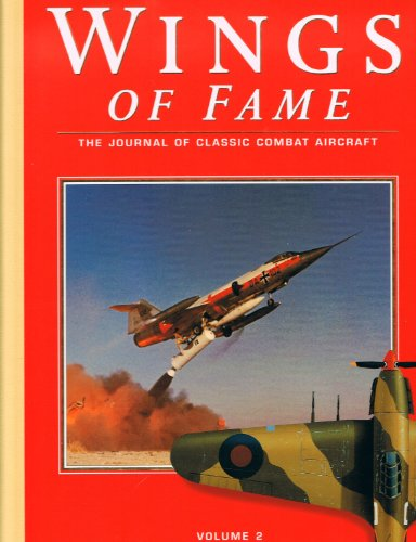 9781874023753: Wings of Fame, The Journal of Classic Combat Aircraft - Vol. 2