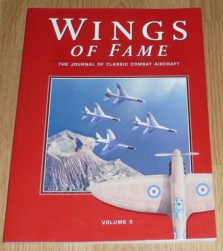 9781874023906: Wings of Fame, The Journal of Classic Combat Aircraft - Vol. 5