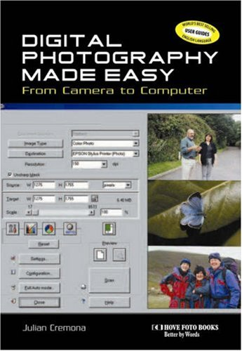 9781874031284: Digital Photography Made Easy from Camera to Computer