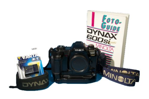 MINOLTA DYNAX/MAXXUM 600SI (Hove User's Guide) (1874031606) by Bryan Peterson