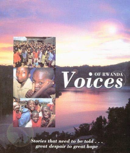 9781874041450: Voices of Rwanda